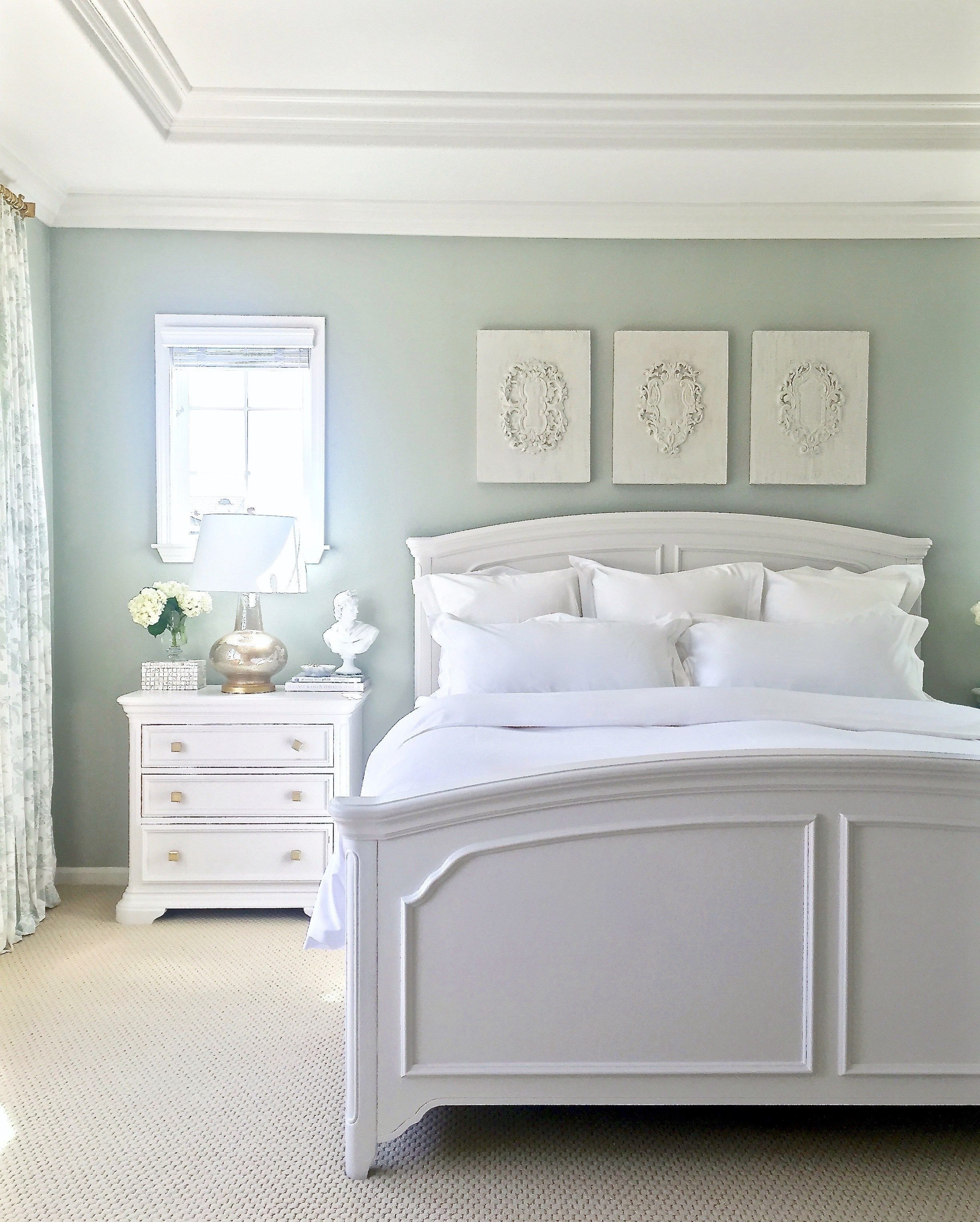 Best Walls Are Restoration Hardware Silver Sage Gray Green With Pictures