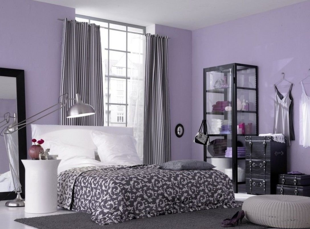 Best Light Purple Walls Roomspiration Pinterest Wall Wallpaper Light Purple Bedrooms And With Pictures
