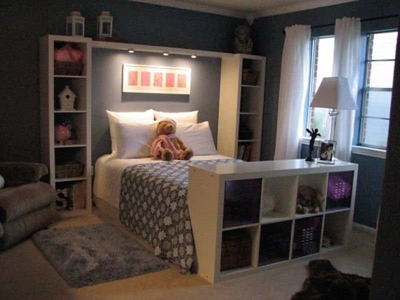 Best Great Way To Organize A Small Bedroom For The Kids With Pictures