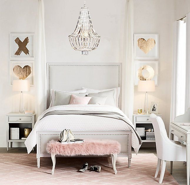 Best Bedroom Decor Glam Blush Pink Pastels Cool Chic Style Fashion Interior Pinterest With Pictures
