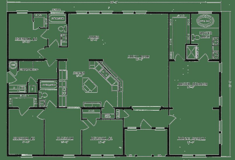 Best Home Floor Plans On Pinterest Barndominium Small House Plans And Metal Homes With Pictures