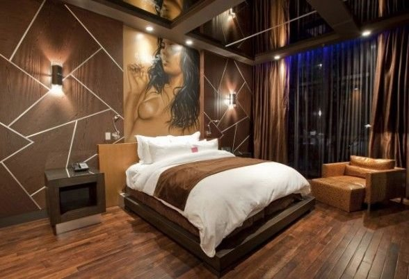 Best Sensual Bedroom Colors Contemporary Bedroom Design With With Pictures