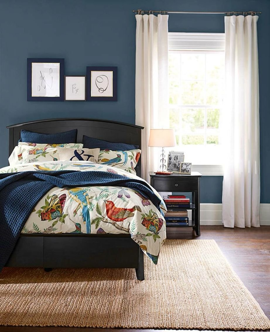 Best Sherwin Williams Denim Home Pinterest Bedrooms With Pictures
