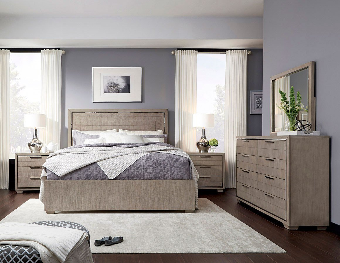 Best Newport Panel Bedroom Set By Pulaski Furniture Furniturepick With Pictures
