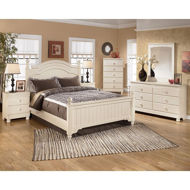 Best Cottage Retreat Poster Bedroom Set By Signature Design By With Pictures