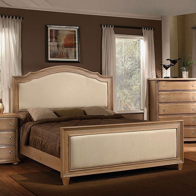 Best Aria Panel Bed Acme Furniture Furniture Cart With Pictures