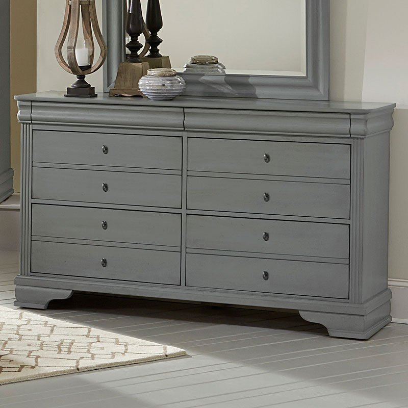 Best French Market Youth Sleigh Bedroom Set Zinc Vaughan With Pictures