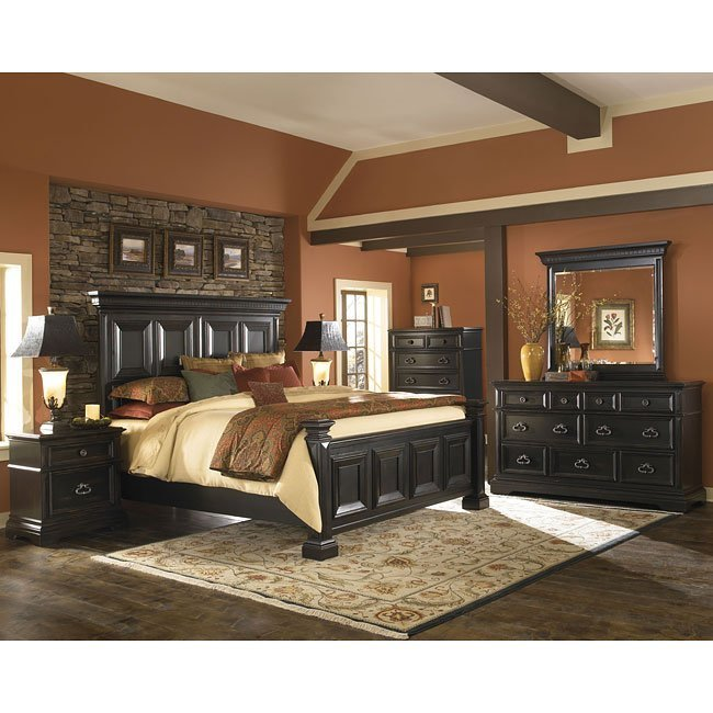 Best Brookfield Panel Bedroom Set Pulaski Furniture 3 Reviews Furniture Cart With Pictures