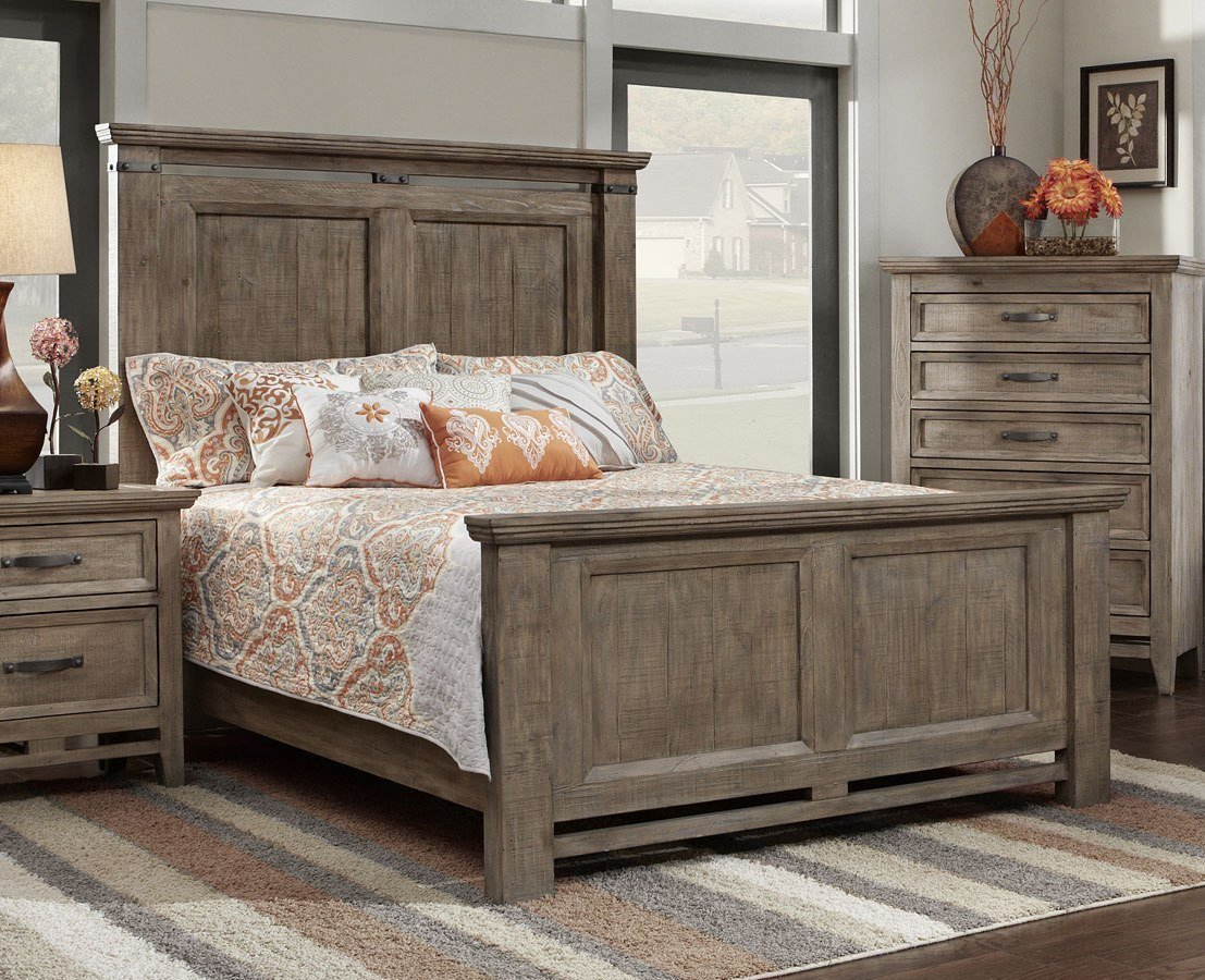 Best Willow Creek Panel Bedroom Set Largo Furniture Furniture With Pictures