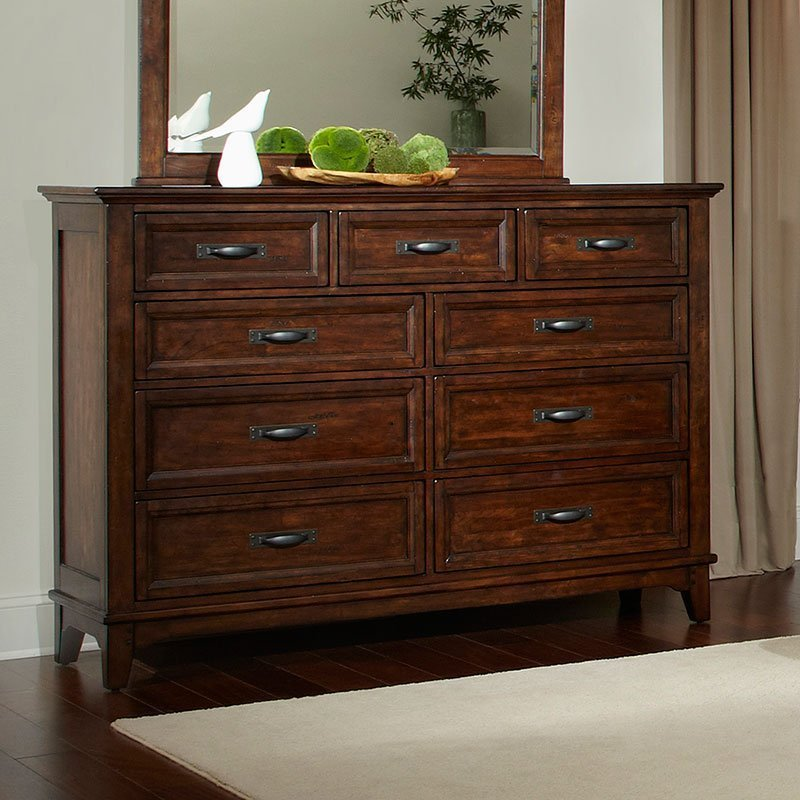 Best Star Valley Panel Bedroom Set Intercon Furniture With Pictures