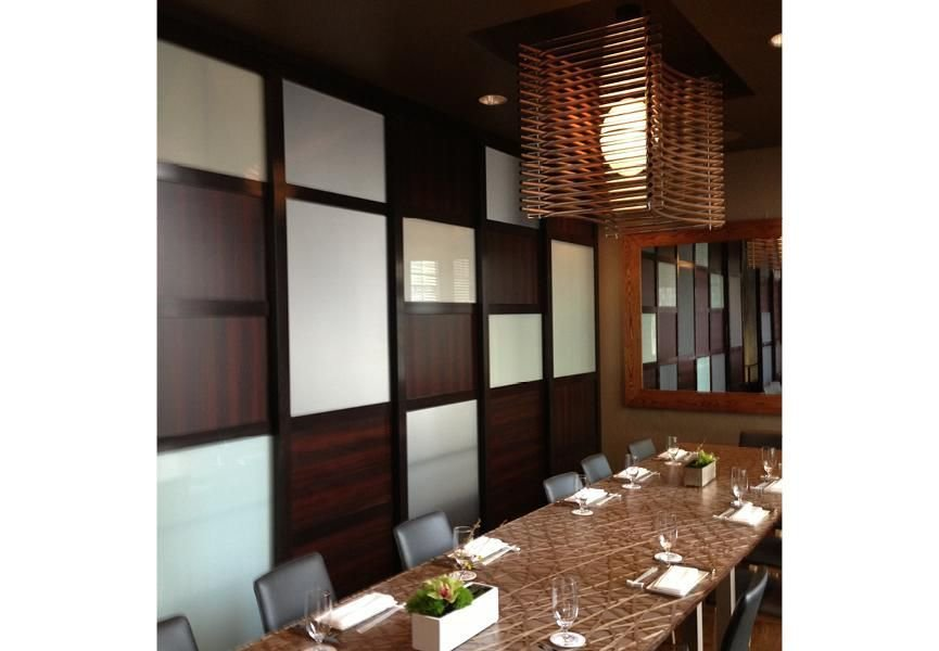 Best Restaurant Hotel Glass Room Dividers Interior Sliding With Pictures