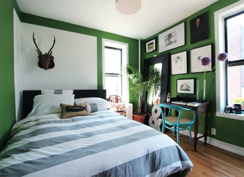 Best Green Bedroom Color Psychology 7 Paint Picks That With Pictures