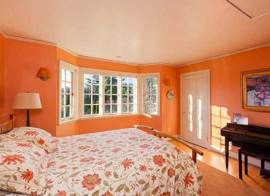 Best Orange Bedroom Paint Colors For Small Spaces 7 To Try With Pictures
