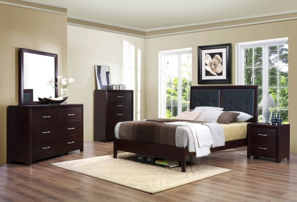 Best 7 Piece Wooden Bedroom Set Price Busters With Pictures