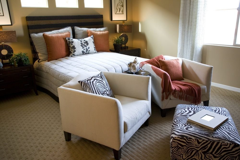 Best 70 Master Bedrooms With Sitting Areas Sofa Chairs With Pictures