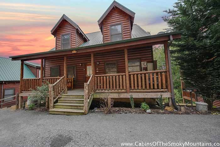Best Pigeon Forge Cabin Bearadise 5 Bedroom Sleeps 14 With Pictures