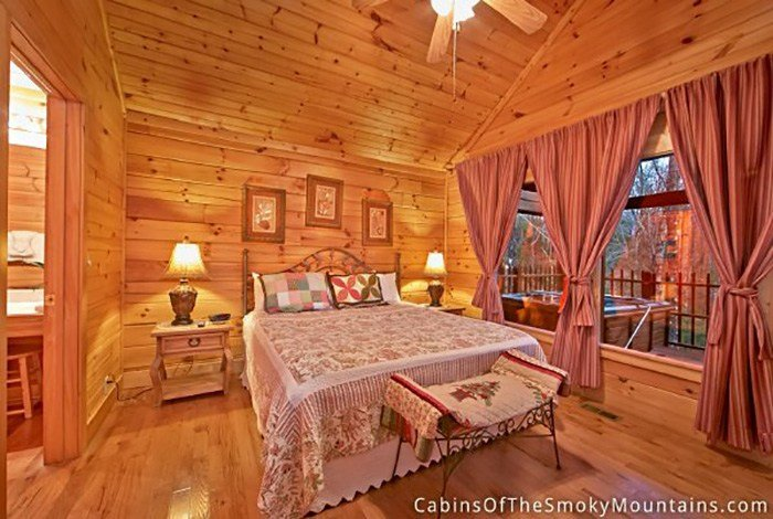 Best Gatlinburg Cabin Smoky Mountain Memories 1 Bedroom With Pictures