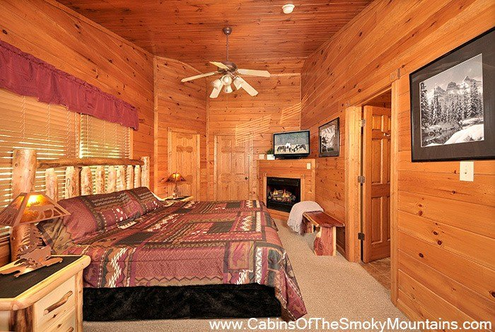Best Gatlinburg Cabin Forever Young 1 Bedroom Sleeps 6 With Pictures