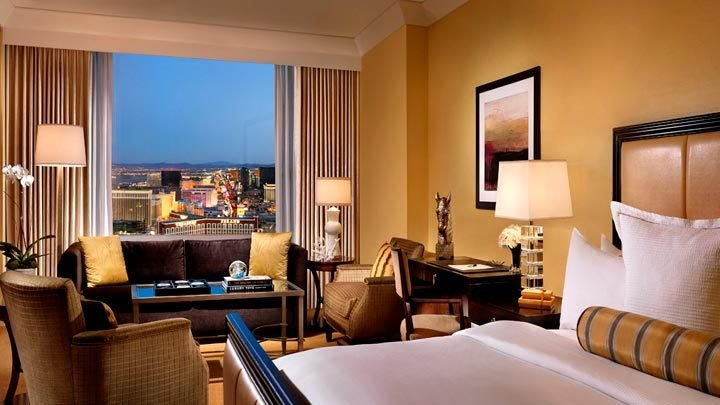Best Las Vegas Accommodations Trump Hotel Las Vegas Deluxe With Pictures