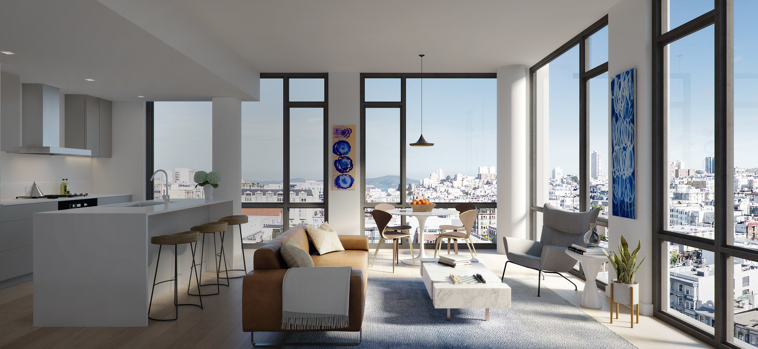 Best One Two Bedroom Luxury Condos For Sale San Francisco With Pictures