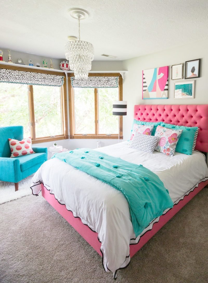 Best A T**N Bedroom Makeover Decor Fix With Pictures