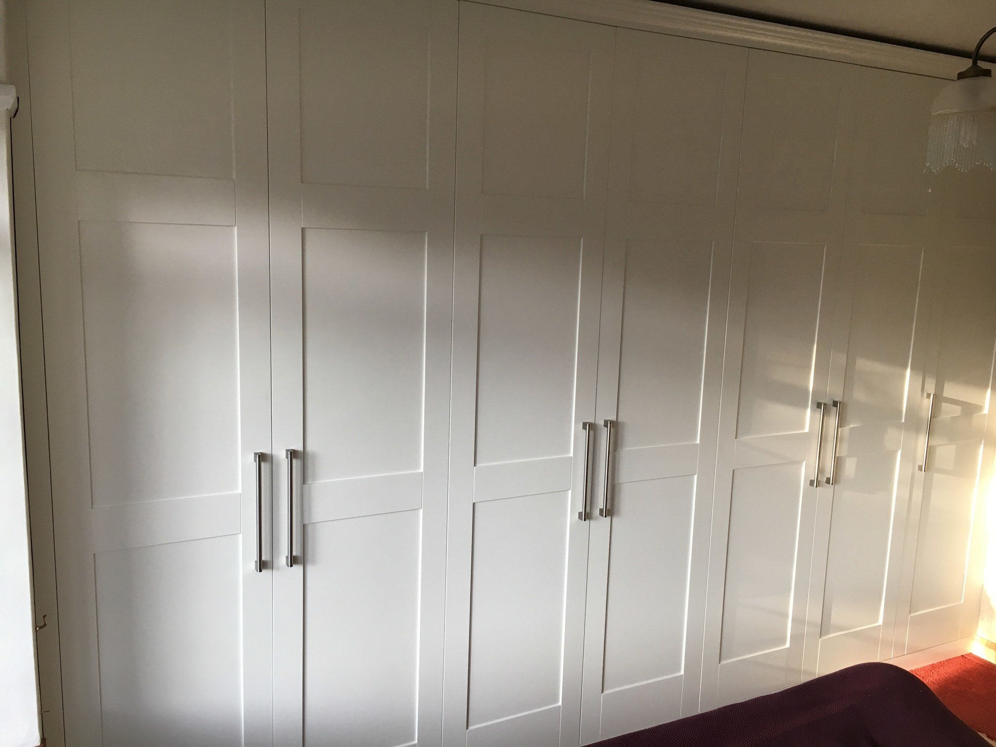 Best Made To Measure Fitted Bedroom Wardrobes Kent With Pictures