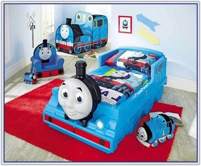 Best Thomas And Friends Full Bedding Set Bedroom Home With Pictures