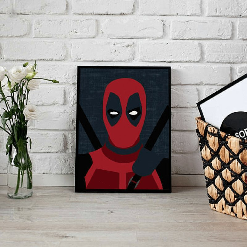 Best How To Create A Marvel Ous Deadpool Themed Bedroom With Pictures