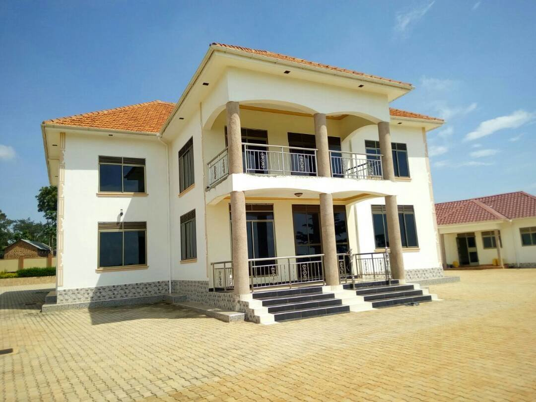 Best 6 Bedroom House For Sale In Gayaza On 1 Acre 750M Uganda With Pictures