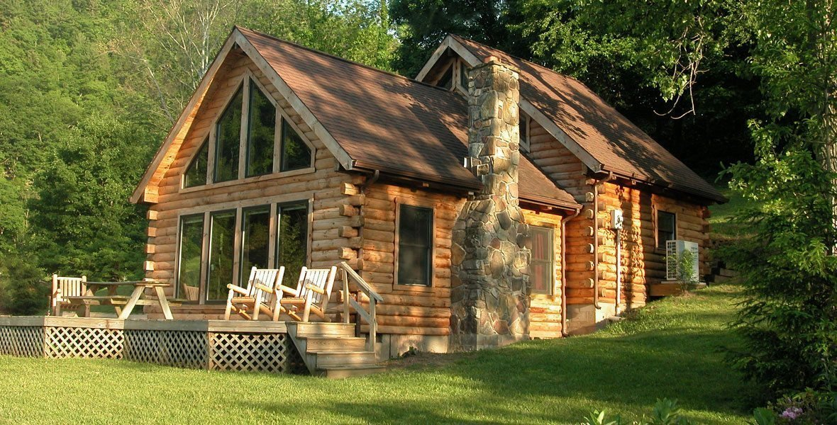 Best Two Bedroom Cabins In West Virginia Harman S Luxury Log With Pictures