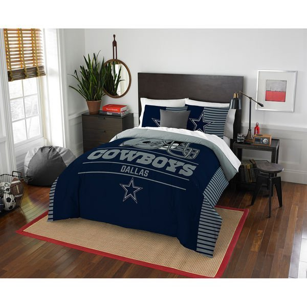 Best Dallas Cowboys Bedding Twin Full Queen Comforter Pillow With Pictures