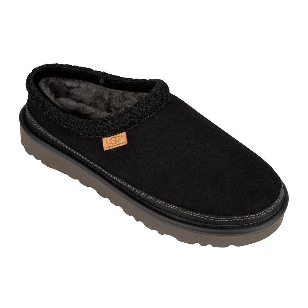 Best Buy Ugg® Men S Tasman Slippers Black Amara With Pictures