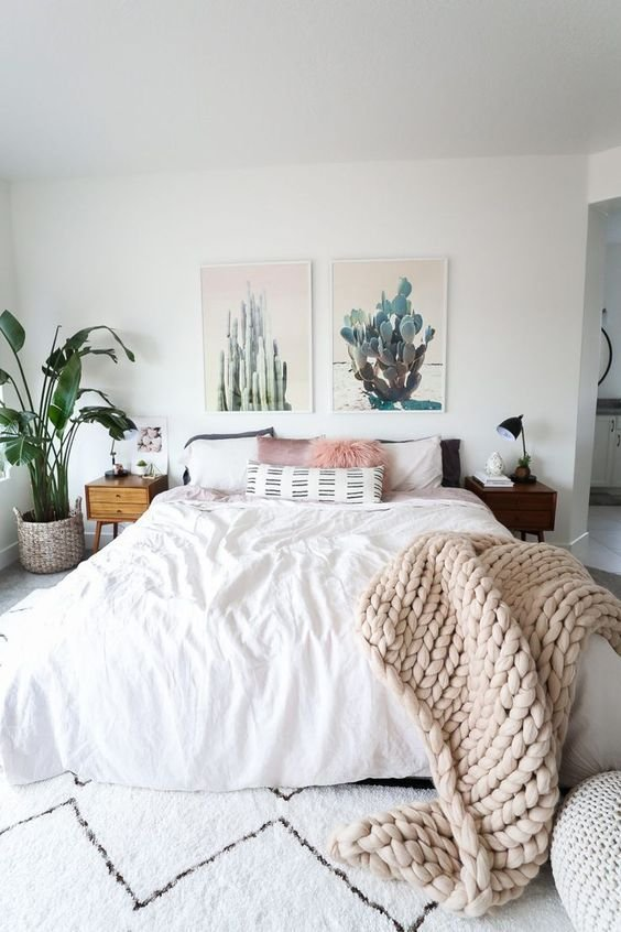 Best Minimalist Boho Bedrooms That Are Beyond Cute With Pictures