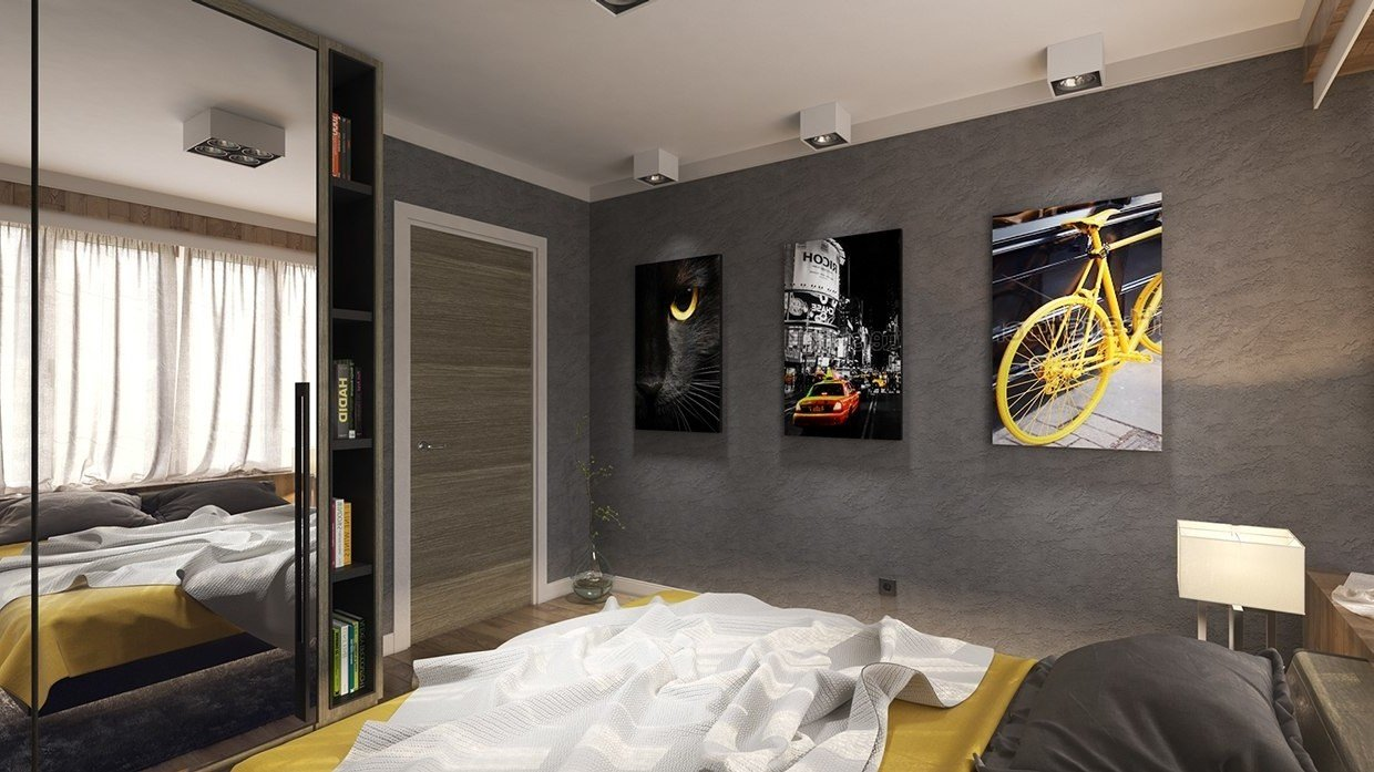 Best 15 Best Collection Of Wall Art For Mens Bedroom With Pictures