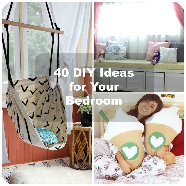 Best 40 Diy Bedroom Decorating Ideas With Pictures