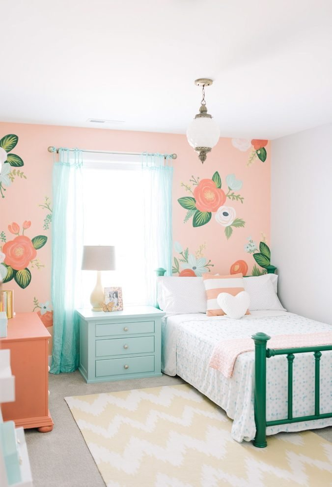 Best Teenage Girl Room Colors Kids Shabby Chic Style With With Pictures