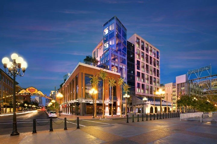 Best Gaslamp Quarter Hotel San Diego Ca California Beaches With Pictures