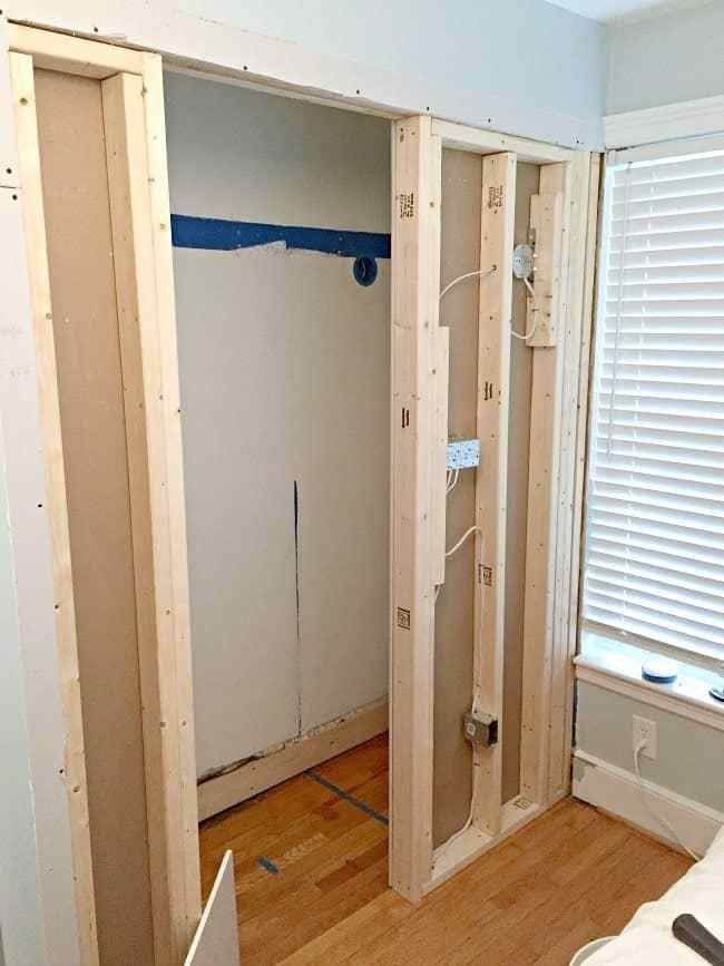 Best How To Build A Small Bedroom Closet For Added Storage Chatfield Court With Pictures