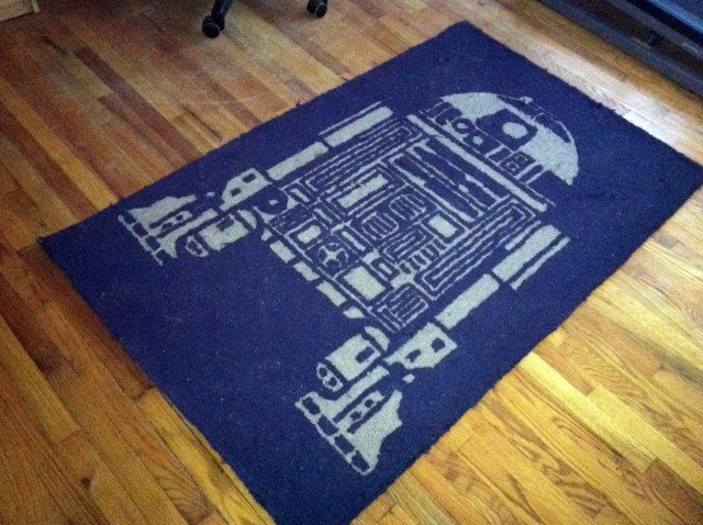 Best Star Wars Wampa Rug Uk Home Design Ideas With Pictures