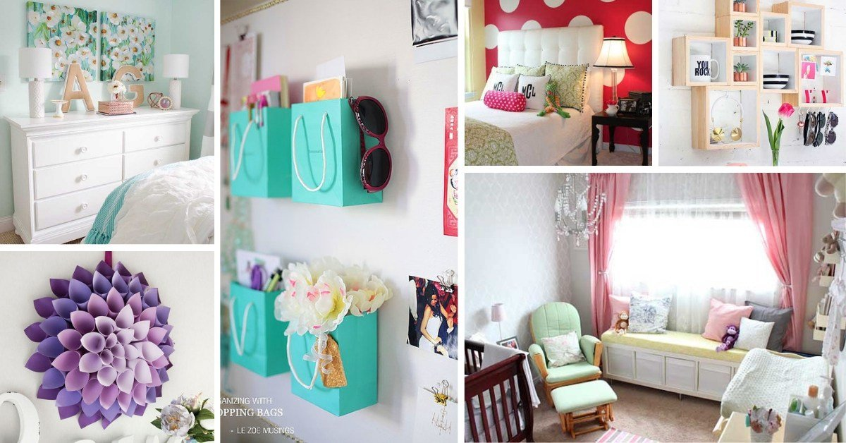 Best 17 Cheap Ways To Decorate A Teenage Girl S Bedroom With Pictures