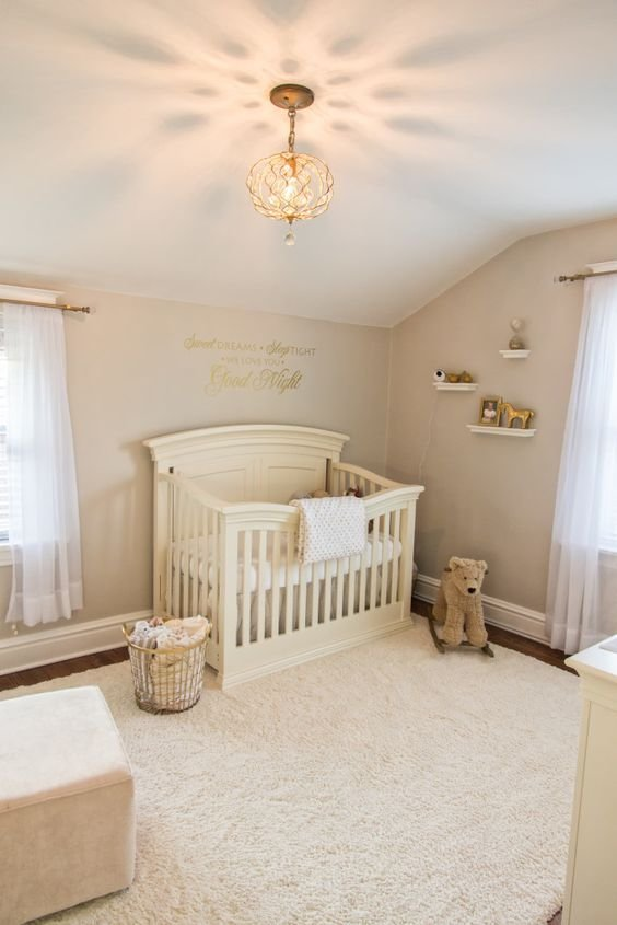 Best 34 Gender Neutral Nursery Design Ideas That Excite Digsdigs With Pictures