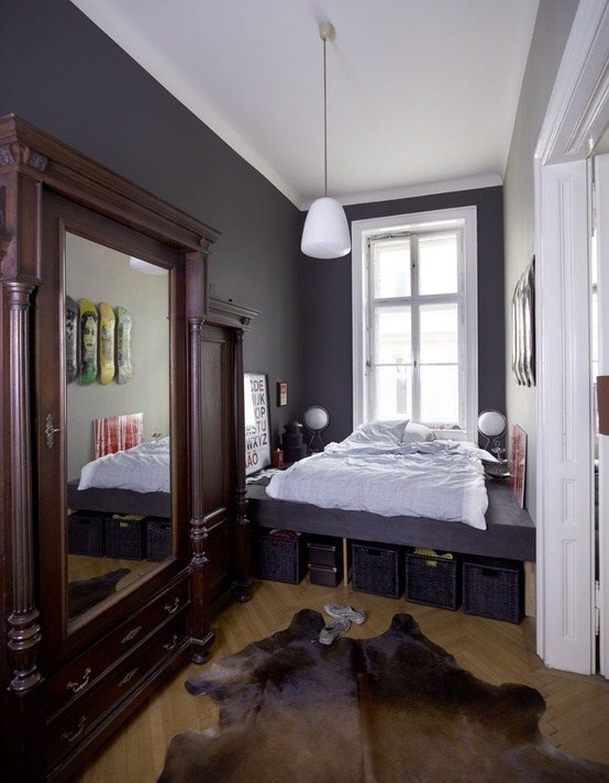 Best 33 Smart Small Bedroom Design Ideas Digsdigs With Pictures