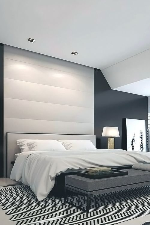 Best 34 Stylishly Minimalist Bedroom Design Ideas Digsdigs With Pictures