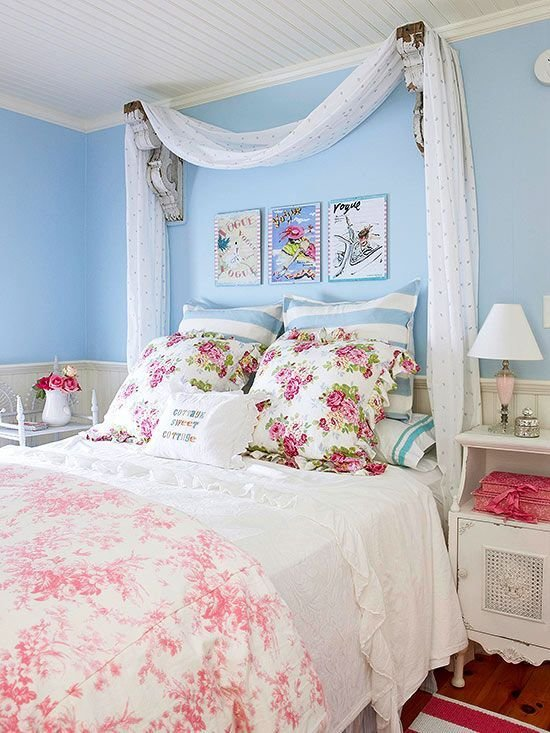 Best 31 Sweet Vintage Bedroom Décor Ideas To Get Inspired With Pictures