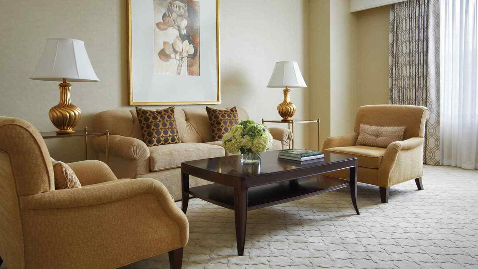 Best Two Bedroom Hotel Suite In Atlanta Luxury Hotel Four With Pictures