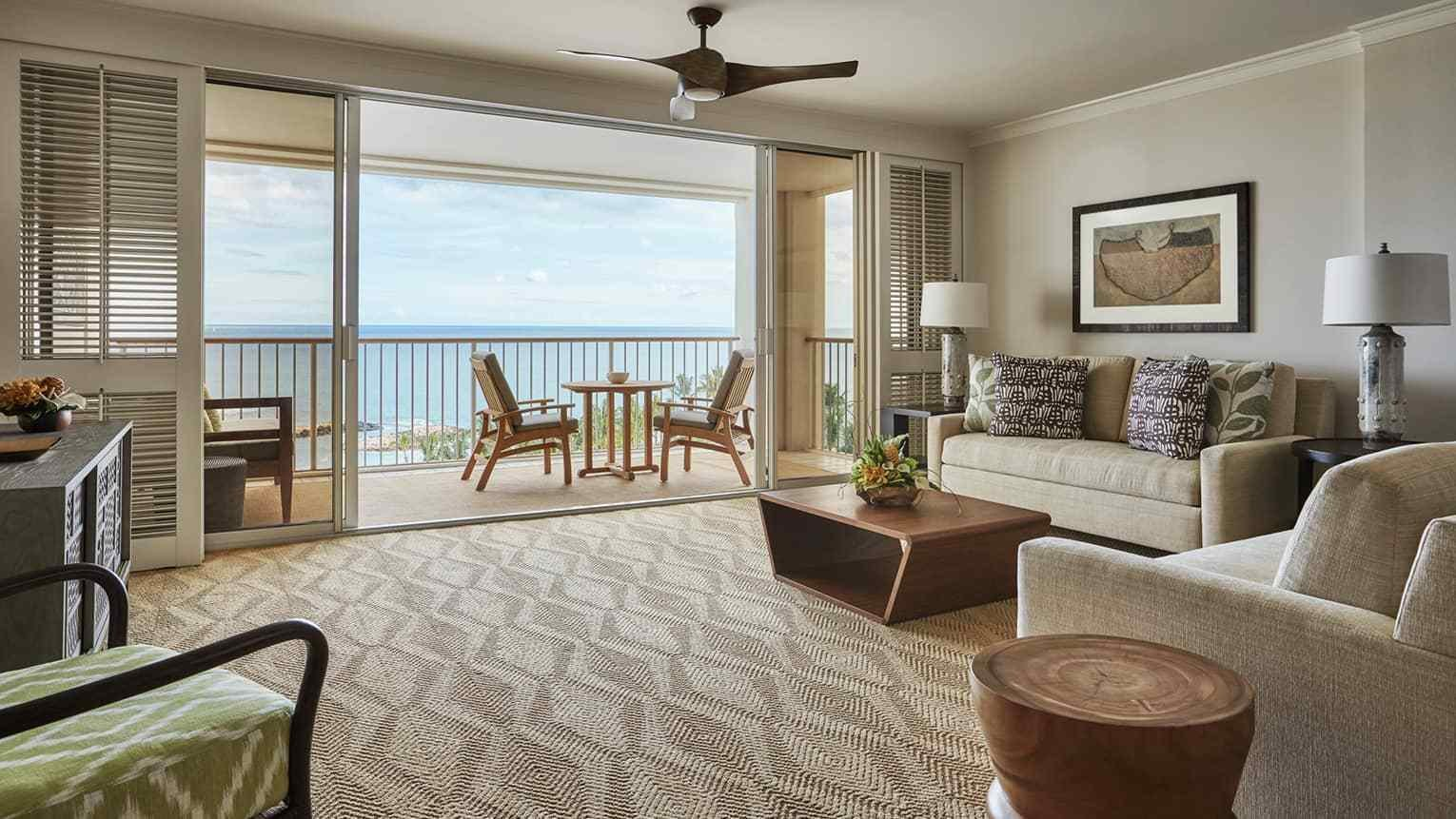 Best Prime Oceanfront One Bedroom Suite Four Seasons Resort Oahu With Pictures