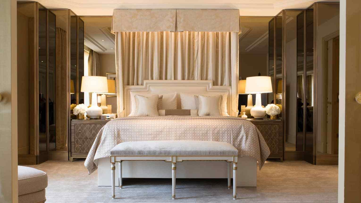 Best Presidential Suite Paris Four Seasons Hotel George V With Pictures
