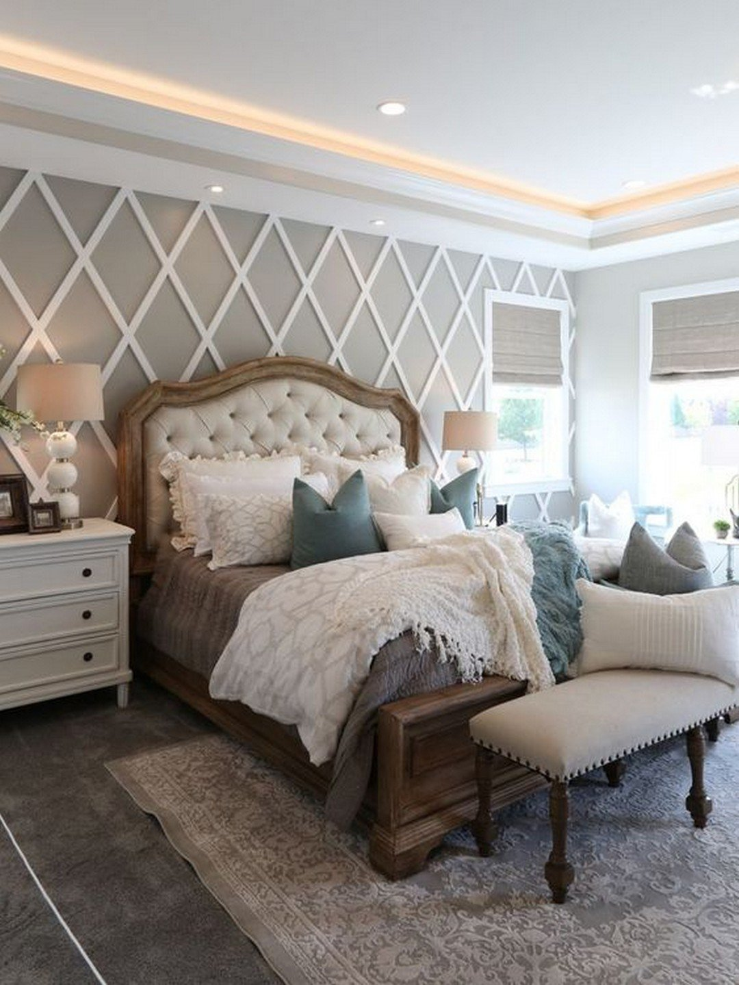 Best How To Manage A Stylish French Country Bedroom Design In With Pictures
