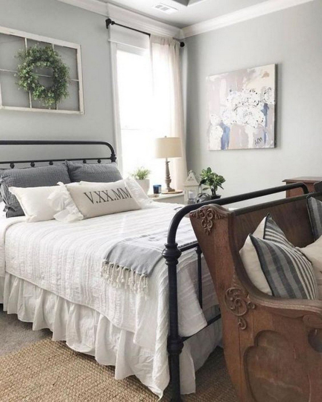 Best Beautiful Farmhouse Bedrooms That Are Appropriate In Any With Pictures