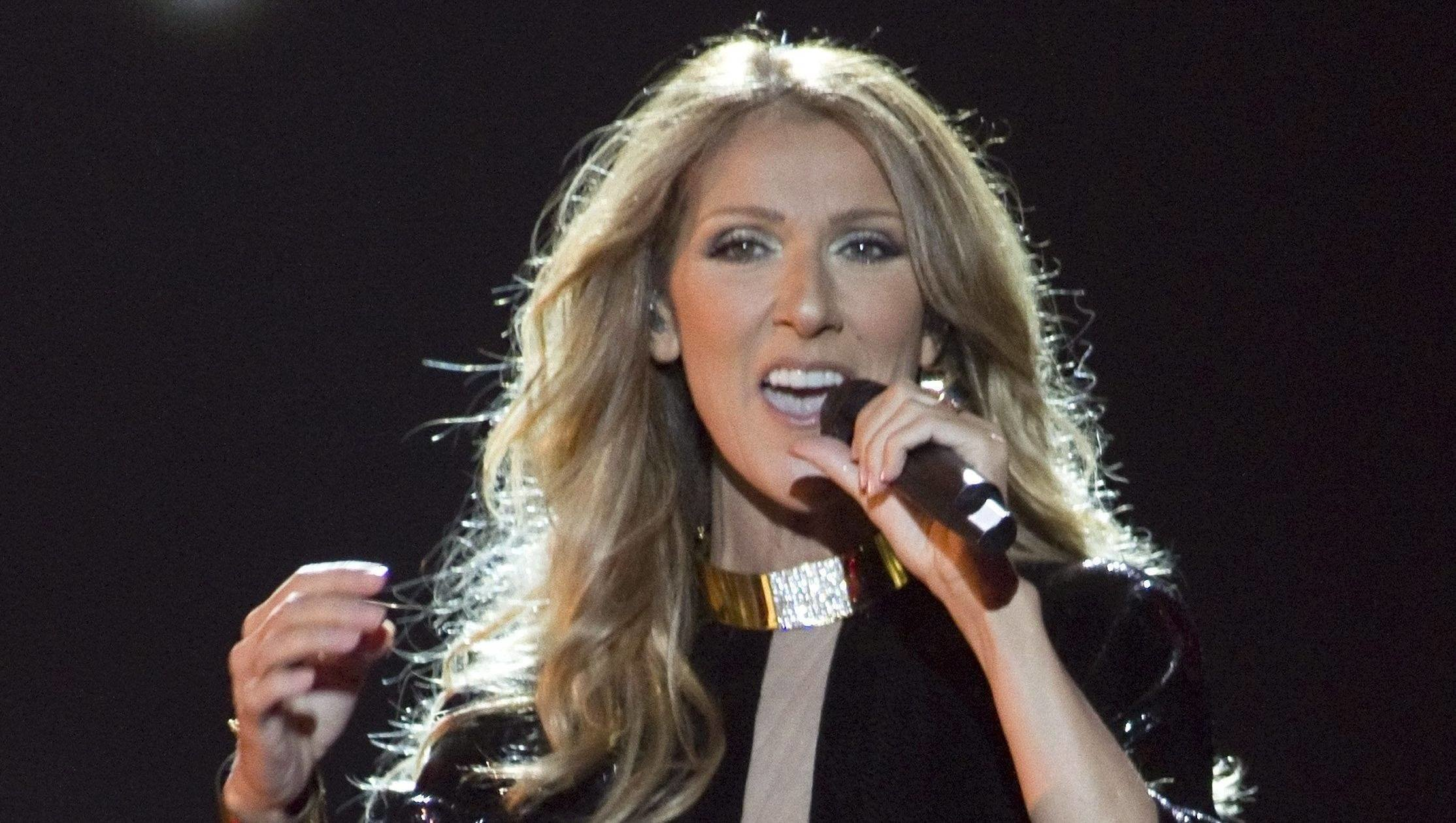 Best Celine Dion Comes Back To Life With Bedroom Voice With Pictures